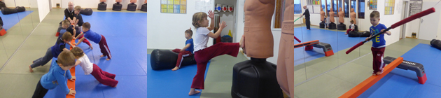 WT / Jeet Kunde Do Kindertraining